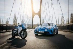 Alpine y MV Agusta lanzan una edición limitada espectacular de la Superveloce