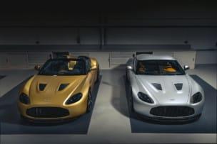 Así son las primeras unidades del Aston Martin V12 Zagato Heritage Twins: habrá 19 pares inseparables