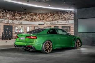 Y ahora el Audi RS5 con 530 CV y un aspecto espectacular