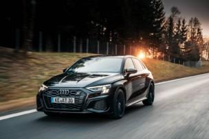 El nuevo Audi S3 2021 con hasta 370 CV y un nuevo escape deportivo