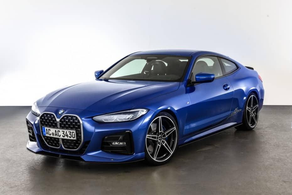 AC Schnitzer nos trae nuevos accesorios para hacer el BMW Serie 4 Coupé aún más salvaje
