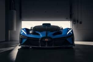 Nuevas imágenes del Bugatti Bolide: superaría los 500 km/h gracias a su W16 de 8.0 litros y 1.850 CV