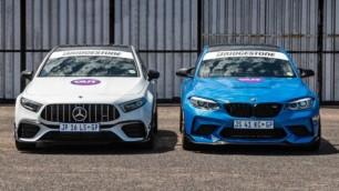 [Vídeo] BMW M2 CS vs. Mercedes-AMG A 45 S 2020: ¿Cuál es el compacto alemán dominante?