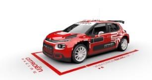 Así es el C3 Rally2 2021 del