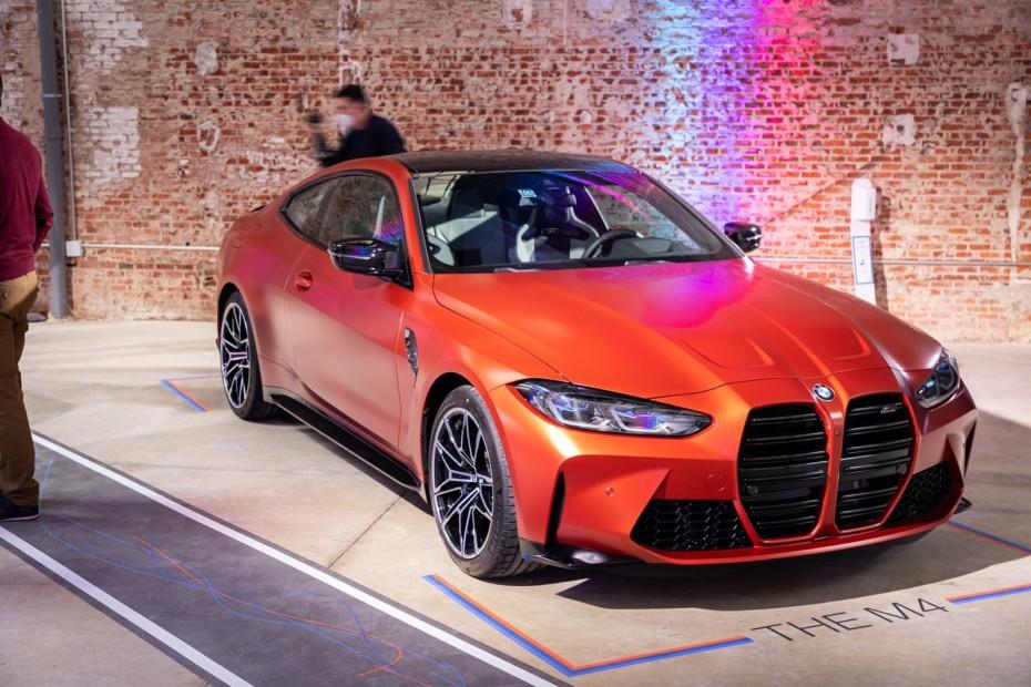 Primer contacto con los nuevos BMW M3 y BMW M4 Coupé Competition 2021: te acabarán gustando