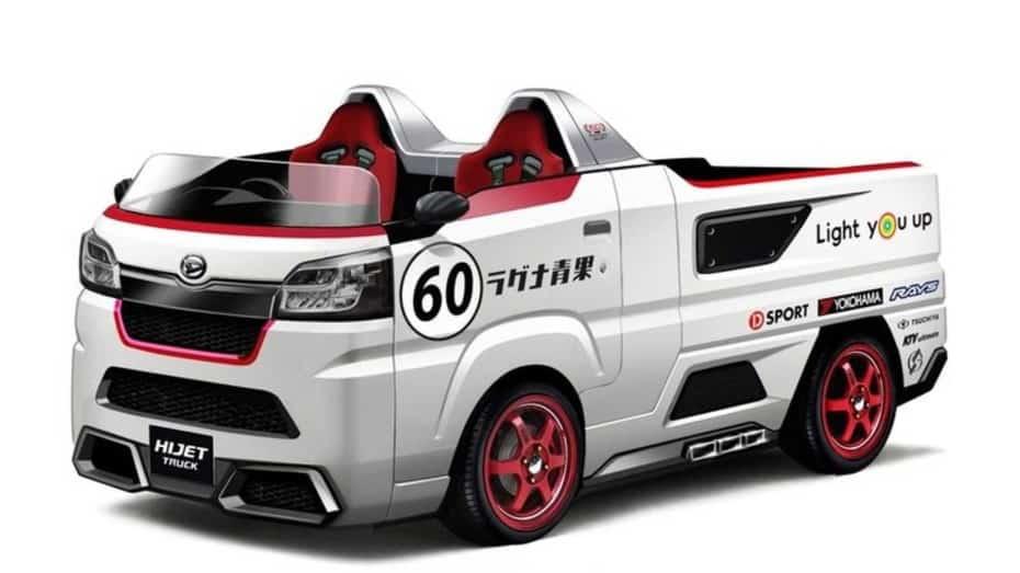 Daihatsu nos muestra sus simpáticas propuestas para el Salón del Automóvil de Tokio ¿Con cuál te quedas?