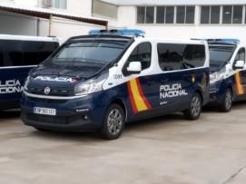 39 nuevas unidades del Fiat Talento Combi para la Policía Nacional: todas diésel de 145 CV