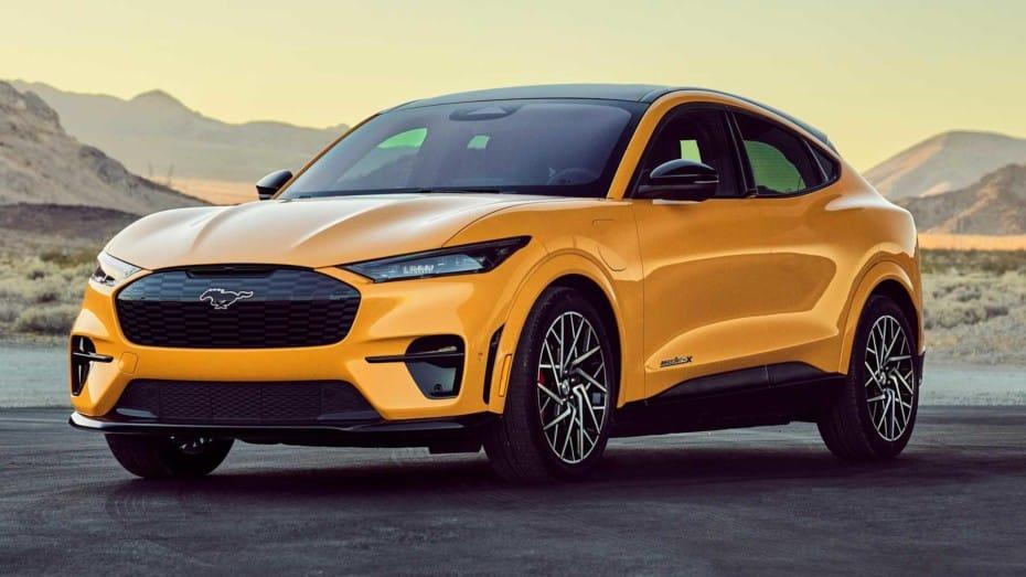 Ya se fabrican más Ford Mustang Mach-e que versiones gasolina ¿Está cambiando la tendencia?