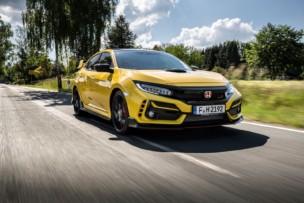 La renovada gama del Honda Civic Type R ya tiene precio: más de 50.000 euros por el Limited Edition