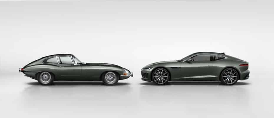 Jaguar F-TYPE Heritage 60 Edition: el regalo de cumpleaños de un icono