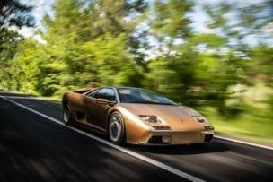 El Diablo cumple 30 años, no el malo, sino el de Lamborghini