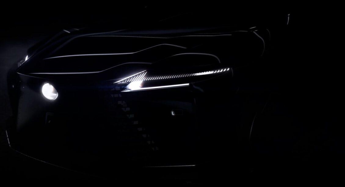 Lexus nos anticipa un prototipo 100% eléctrico que debutará en poco más de un mes