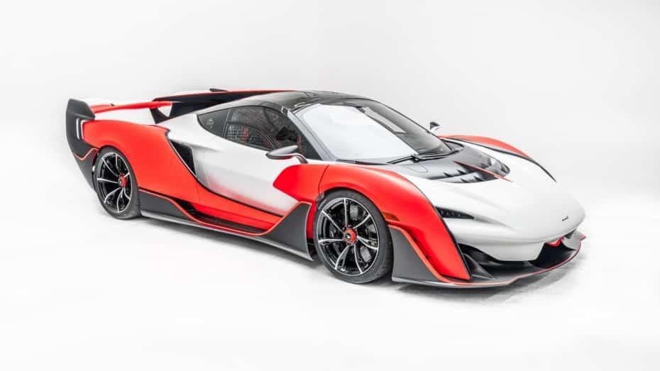 ¡Oficial! McLaren Sabre 2021: el McLaren biplaza más rápido de la historia es solo para los Estados Unidos