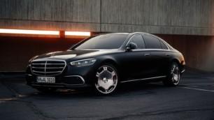 Con unos pequeños cambios, tu Mercedes-Benz Clase S puede lucir como un Maybach
