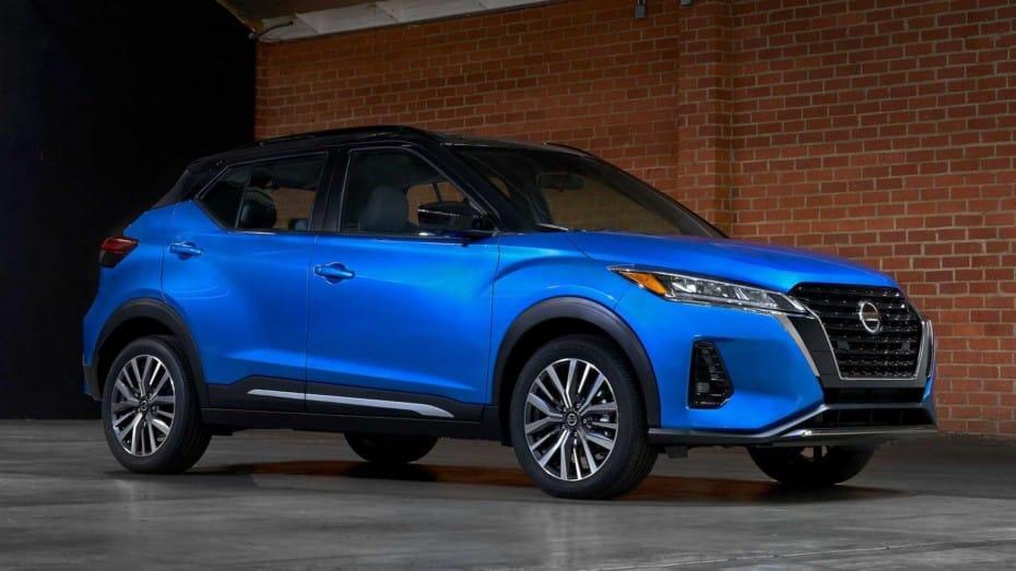 El renovado Nissan Kicks 2021 llega a los Estados Unidos: aquí no hay hibridación que valga