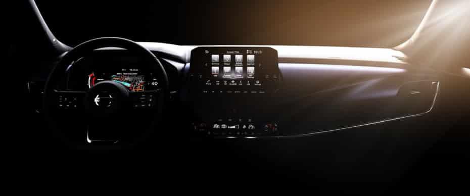 Primeros detalles del nuevo Nissan Qashqai: queda poco para conocerlo y pinta muy bien…