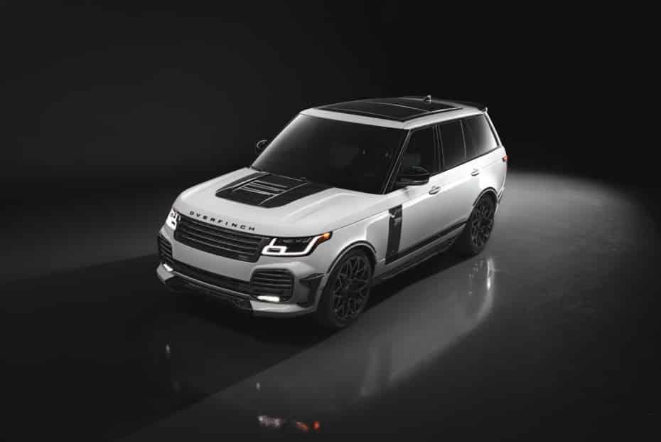 Overfinch Velocity Final Edition 2021: el Range Rover 5.0 V8 SVAutobiography con el que estabas soñando
