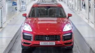 Un millón de Porsche Cayenne fabricados: el producto más controvertido de la marca ha sido su salvación