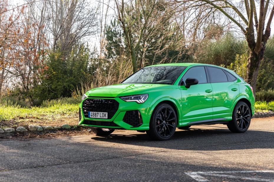Prueba Audi RS Q3 Sportback 400 CV 2021: Sin rival directo en el mercado