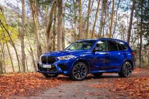 Prueba BMW X5 M Competition 2020: ingeniería que parece violar las leyes de la física