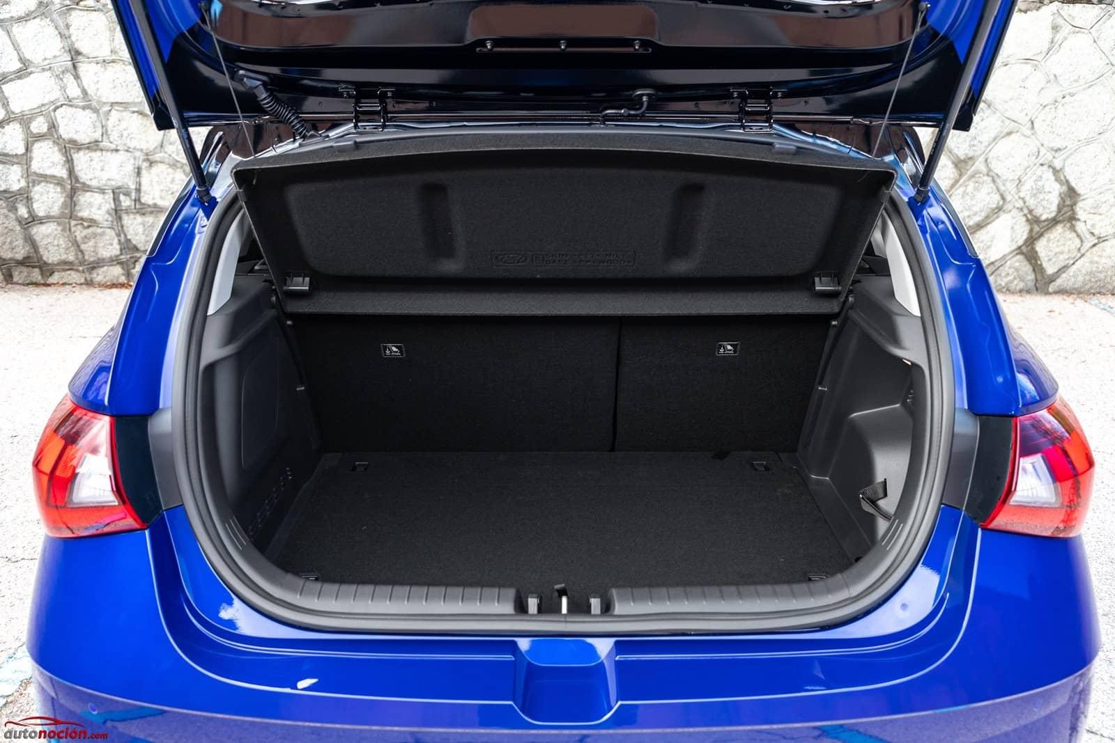Opinión prueba Hyundai i20 gasolina 120 CV ECO 48V DCT 2020