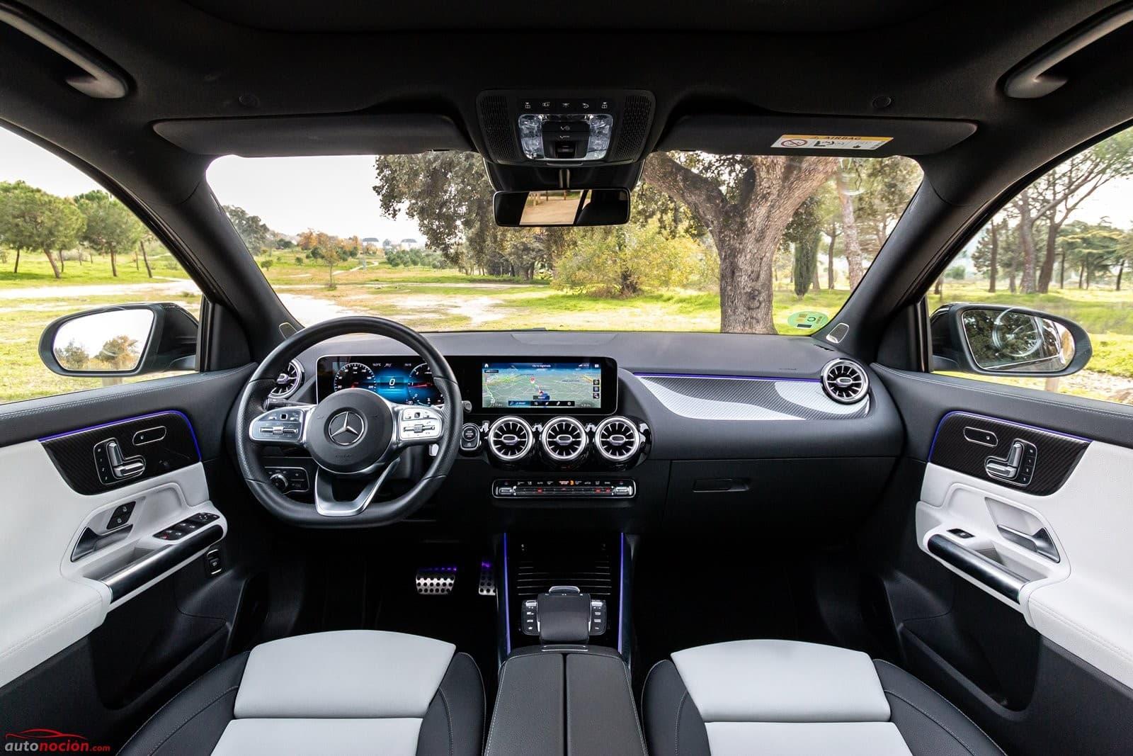 Opinión y prueba Mercedes-Benz GLA 200 d 150 CV diésel 2020