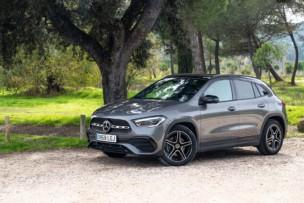 Prueba Mercedes-Benz GLA 200 d 150 CV 8G-DCT 2020: La opción más equilibrada y ahorradora