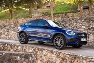 Prueba Mercedes-Benz GLC 300 e 4MATIC Coupé 2020: ¿Interesa existiendo una alternativa PHEV diésel?