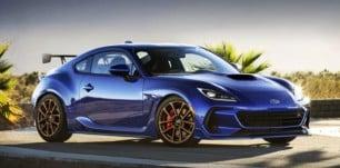 Así luciría un improbable pero más que deseado Subaru BRZ STI de nueva generación...