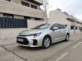 Prueba Suzuki Swace: Un Corolla