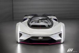Team Fordzilla P1: Así es el deportivo virtual de la marca del óvalo azul