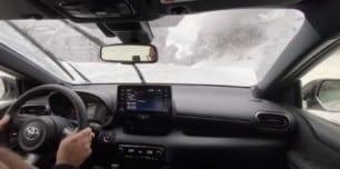 Te dejamos el delicioso vídeo en el que podrás ver al Toyota GR Yaris de 261 CV