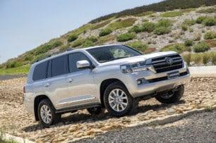 En 2021 vuelve el Toyota Land Cruiser Sahara Horizon: Solo 400 unidades llenas de equipamiento
