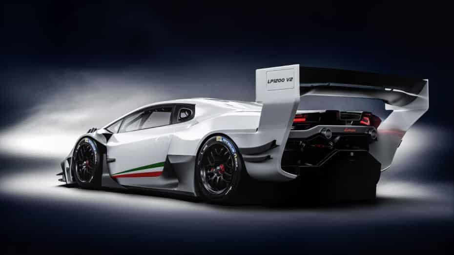 Hasta 1.200 CV para el Lamborghini Huracan: estética LMP1 desde 595.000 euros