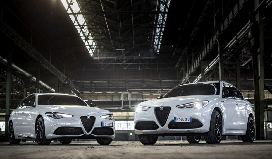 Los Alfa Romeo Giulia y Stelvio estrenan el acabado Veloce Ti