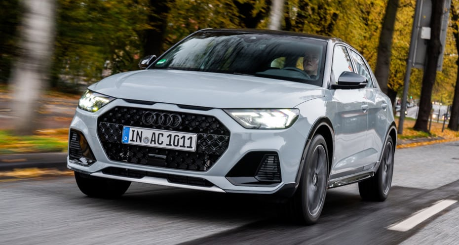 Nuevo Audi A1 «Citycarver Adrenalin»: Más dotación a precios ventajosos