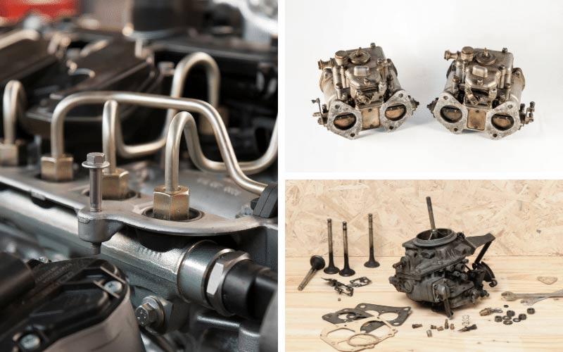 Para moto: ¿Qué es mejor inyección o carburador?