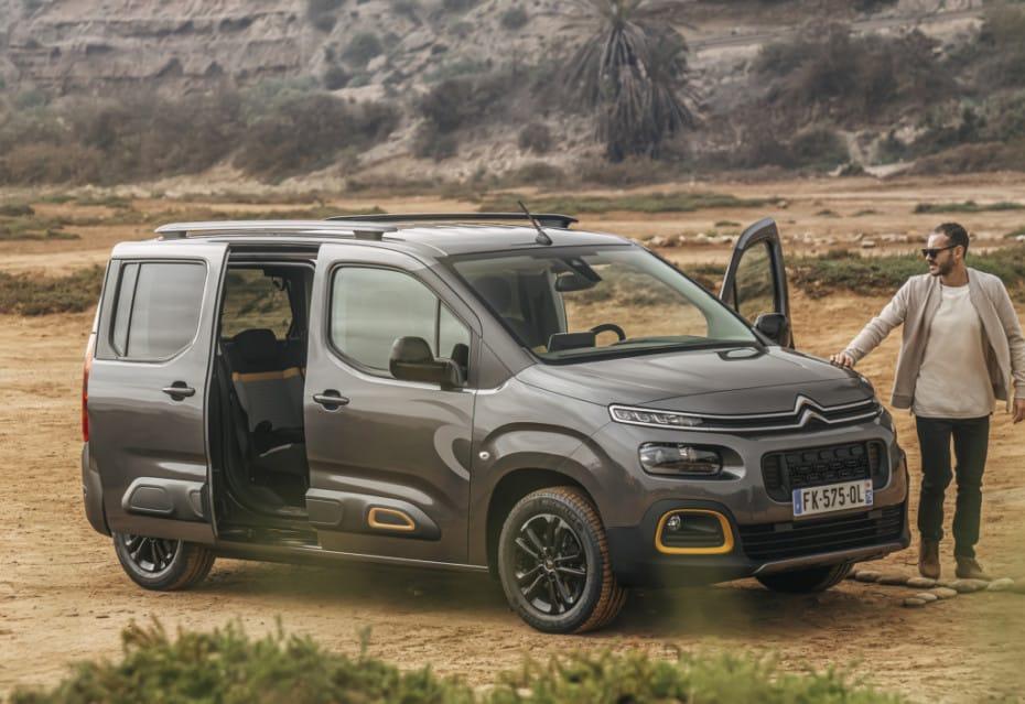 Llega el Citroën Berlingo «Rip Curl» a los concesionarios españoles