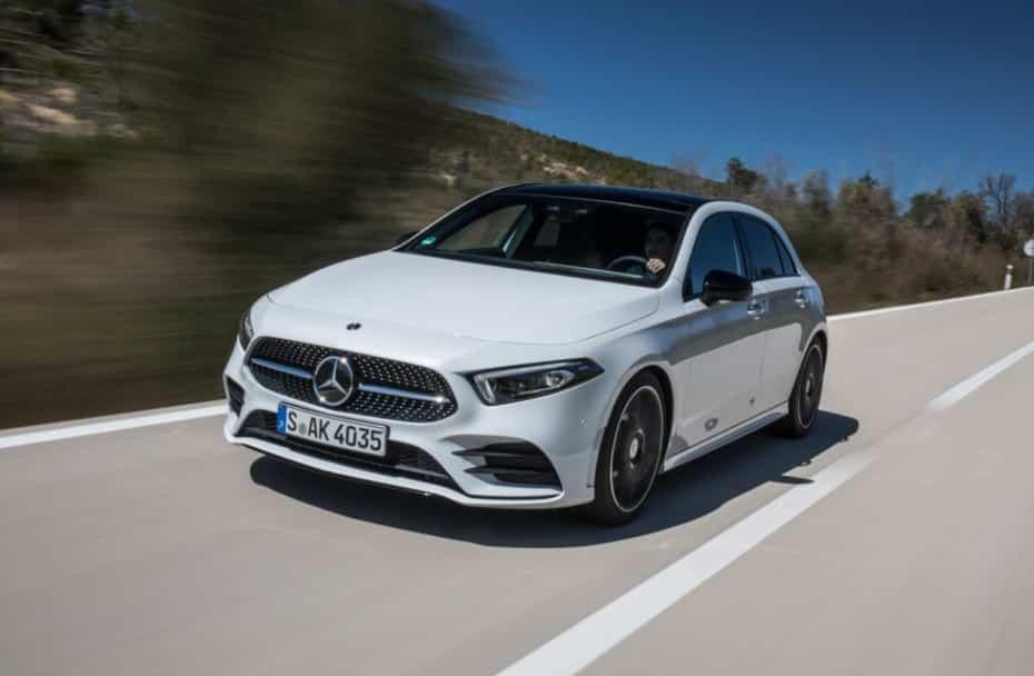 Llamadas a revisión semana 50/2020: Mercedes acapara