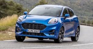 Estos son los crossovers pequeños más vendidos en Europa hasta octubre: El Ford Puma saca pecho