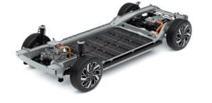 Tracción al eje trasero y más de 500 km de autonomía: E-GMP es la nueva plataforma modular de Hyundai