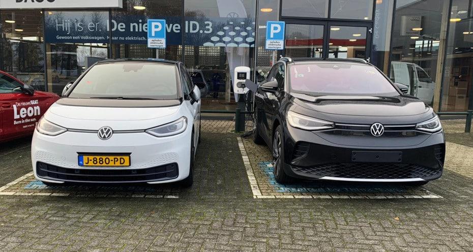 El VW ID.4 conquista al público neerlandés y se cuela en el Top10 de diciembre