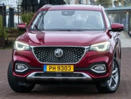 Las ventas de MG en Europa se multiplican por cinco