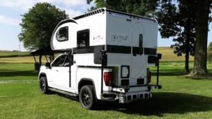 nuCamp Cirrus 620: una nueva propuesta para camperizar tu pick up llega en 2021
