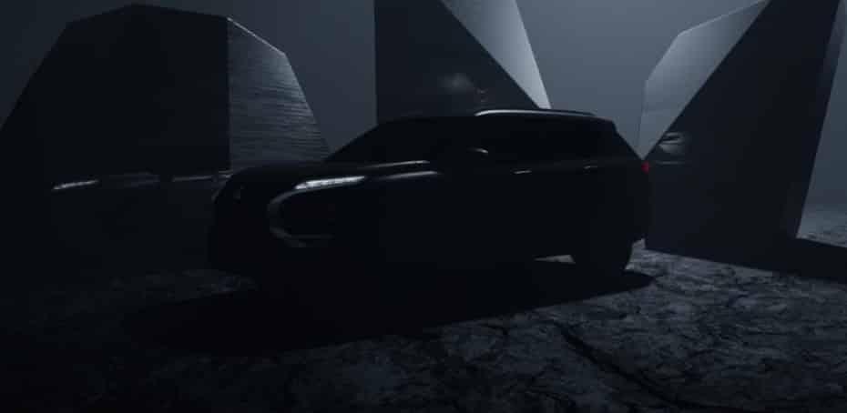 Primeros detalles del nuevo Mitsubishi Outlander: lo conoceremos en Febrero de 2021