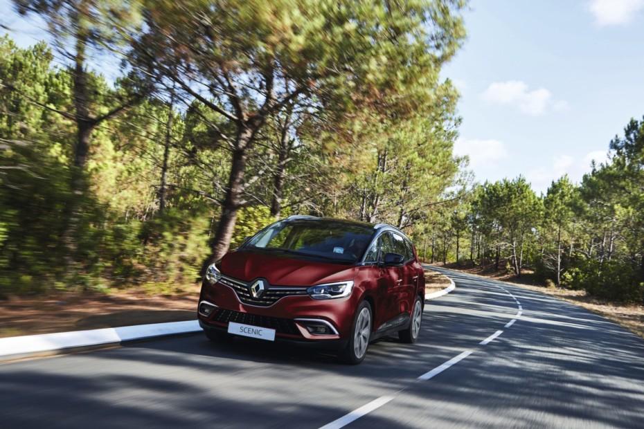 Todos los precios del renovado Renault Grand Scénic 2021