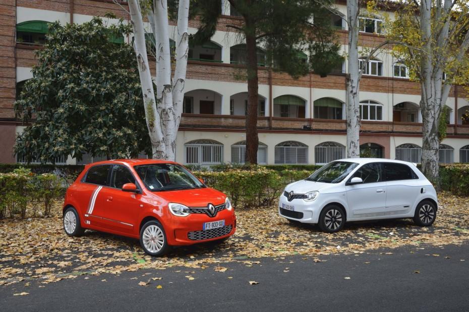 El Renault Twingo eléctrico está a un precio imbatible gracias a las ayudas