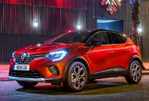 La hibridación ligera llega al Renault Captur y con una combinación ganadora