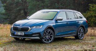 Dossier, los 50 modelos más vendidos en la República Checa durante noviembre