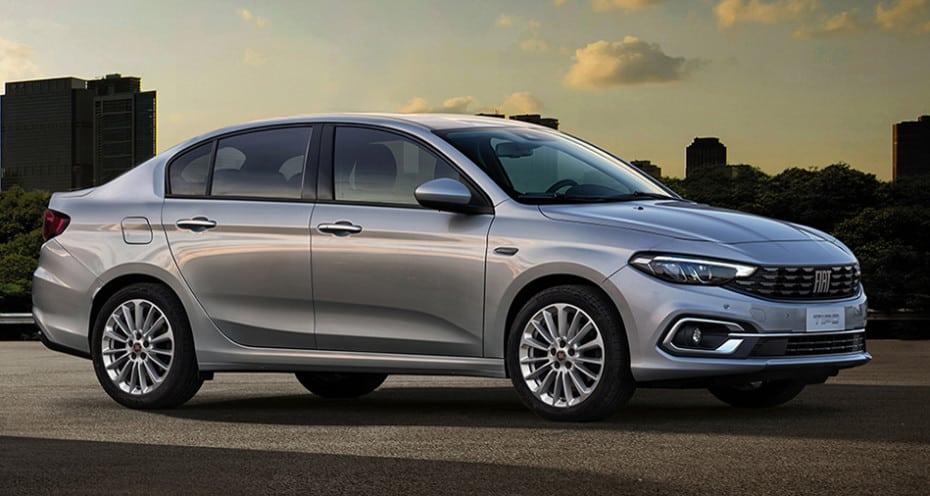 El renovado Fiat Tipo Sedán llega a España: Con una buena relación valor-precio